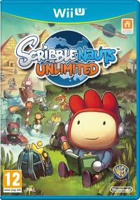 WiiU Scribblenauts