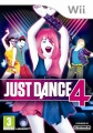 Wii Just Dance 4
