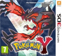 3DS Pokemon Y
