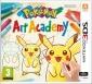 3DS Pokemon Art Academy