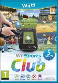 WiiU Wii Sports Club