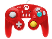 Wii U Super Smash GameCube Controller (Mario)