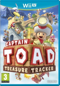 WiiU Captain Toad: Treasure Tracker