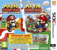 3DS Mario and Donkey Kong: Minis Collection