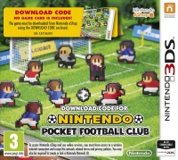 3DS Nintendo Pocket Football Club