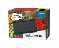 New Nintendo 3DS Black
