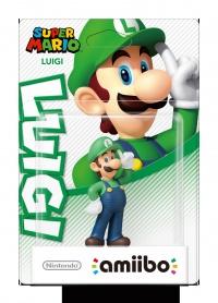 amiibo Super Mario - Luigi