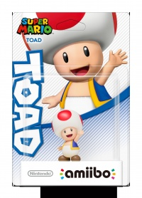 amiibo Super Mario - Toad