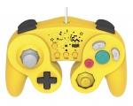 Wii U Super Smash GameCube Controller (Pikachu)