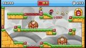 WiiU Mario vs Donkey Kong: Tipping Stars
