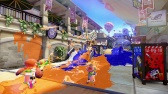 WiiU Splatoon + Amiibo Squid