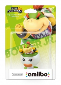 amiibo Smash Bowser Jr. 43