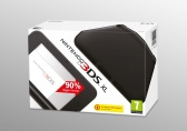 Nintendo 3DS XL Black + Monster Hunter 3 Ultimate
