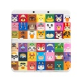 New 3DS Cover Plate 27 (Animal Crossing HHD)