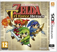 3DS The Legend of Zelda: Tri Force Heroes