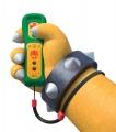 Wii U Remote Plus Bowser