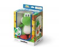 amiibo Mega Yarn Yoshi Green