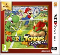 3DS Mario Tennis Open Select