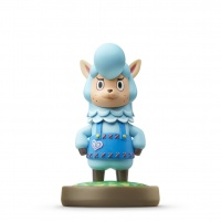 amiibo Animal Crossing Cyrus