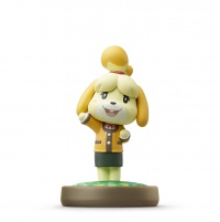 amiibo Animal Crossing Isabelle