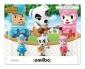 amiibo Animal Crossing 3-Pack: Reese/K.K./Cyrus