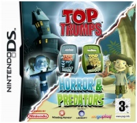 NDS Top Trumps: Horror and Predators