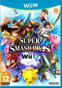WiiU Super Smash Bros