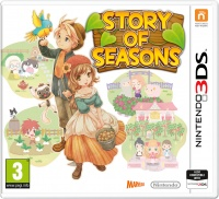 3DS Story of Seasons
