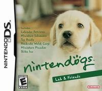 NDS Nintendogs Labrador & Friends