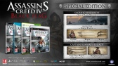 WiiU Assassins Creed IV BF The Special Edition