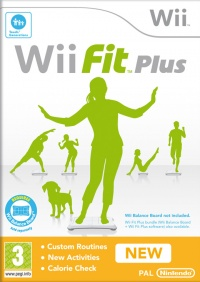 Wii Wii Fit Plus Software
