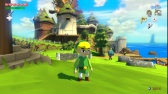WiiU The Legend of Zelda Wind Waker HD