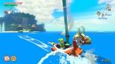 WiiU The Legend of Zelda Wind Waker HD