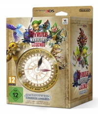 3DS Hyrule Warriors: Legends Limited Edition
