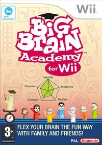 Wii Big Brain Academy for Wii