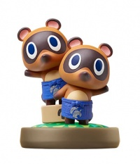amiibo Animal Crossing Timmy Tommy