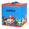 Wii U amiibo 8 Figure Travel Case