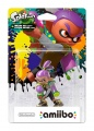 amiibo Splatoon Purple Boy
