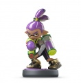 amiibo Splatoon Purple Boy