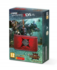 New Nintendo 3DS XL Monster Hunter Gen. Ed. bundle