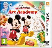 3DS Disney Art Academy