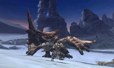 monster hunter 4 pc