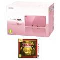 Nintendo 3DS Pink + The Legend of Zelda LBWS
