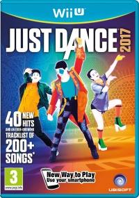 WiiU Just Dance 2017 Unlimited