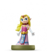 amiibo Zelda - Zelda (The Wind Waker)