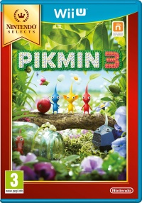 WiiU Pikmin 3 Select