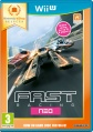 WiiU Fast Racing Neo eShop Selects
