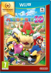 WiiU Mario Party 10 Select