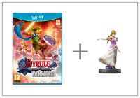 WiiU Hyrule Warriors + amiibo Smash Zelda 13