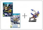 WiiU Star Fox Zero + Star Fox Guard + Falco 52